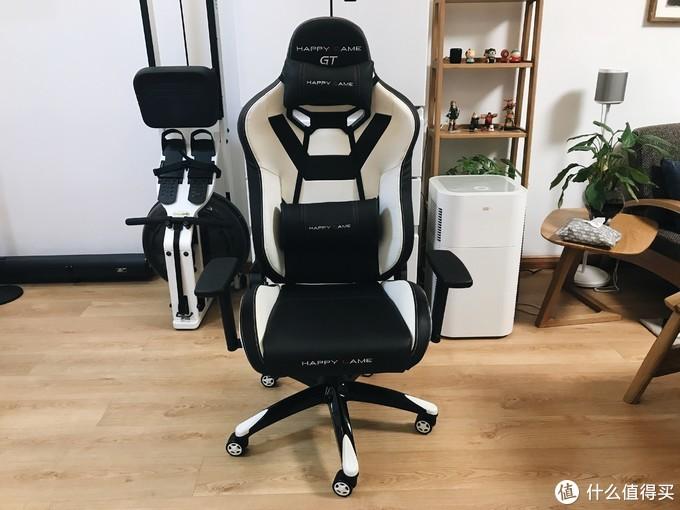 办公游戏两相宜:HAPPYGAME 赛途乐电竞椅体验