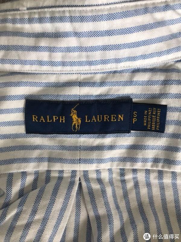 美网Ralph Lauren拉夫劳伦海淘第一单,附尺码推荐