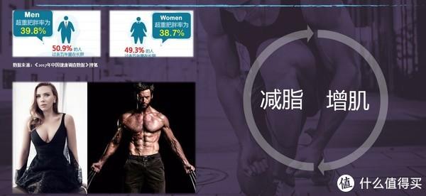 """图片来源自本人的《""""佛系""""健身指南》PPT"""
