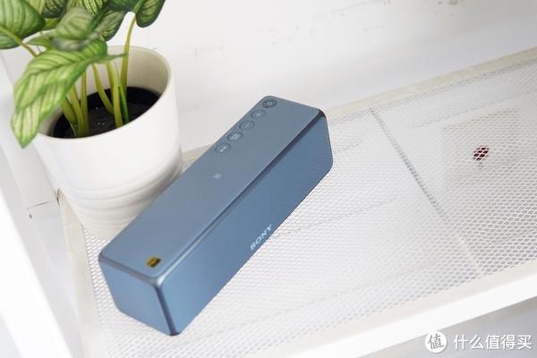 颜值增强的二代音响,其本质如何?SONY 索尼 SRS-HG10 蓝牙音箱入手初体验