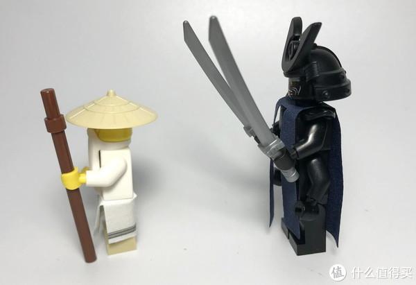 飞龙在天:LEGO 乐高 70612 幻影忍者 Ninjago 绿忍者的飞天机甲神龙