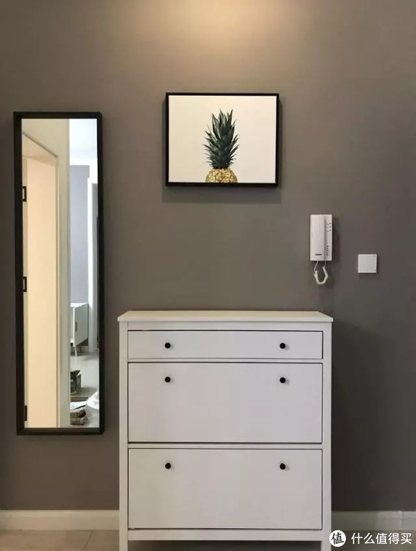 如何为电表箱、水管整容级遮丑 ?除了装饰画还有这样的创意!