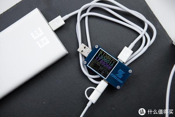 ZMI 紫米 Aura 20000毫安 双向快充移动电源 QB821 评测分享