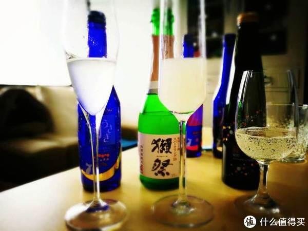 餐酒记 篇一:气泡,新型态的日本清酒呈现方式