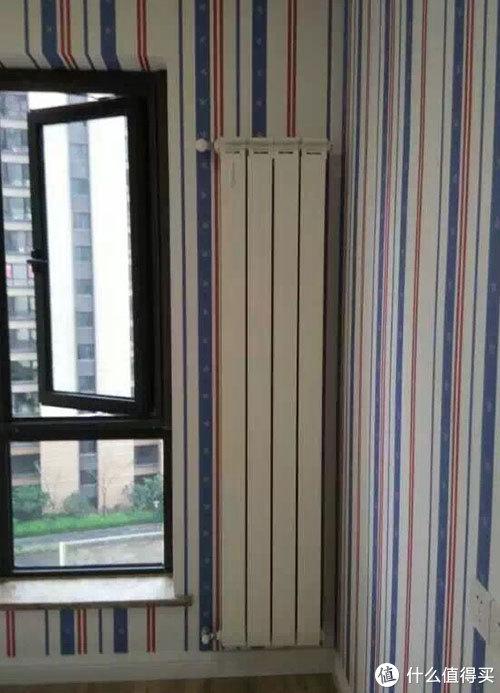 青岛87平米小户型的家,给暖气片换装做的记录