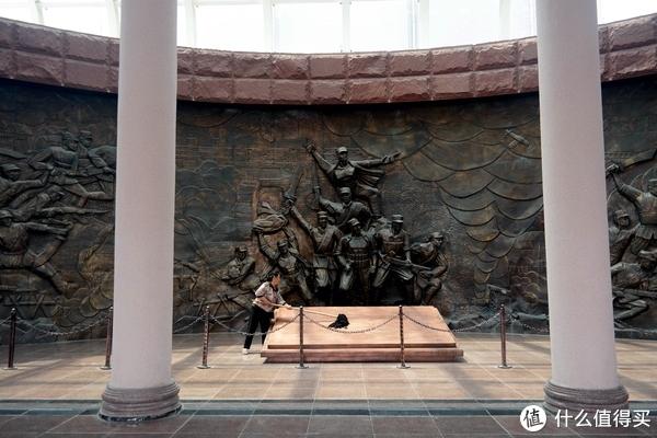就算肠子流出来,也要把尖刀刺进敌人的心脏—台儿庄大战纪念馆参观记