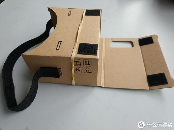 老男孩的专属玩具—VR纸盒开箱评测(详细组装实图)