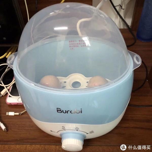 母婴好物推荐-贝拉比暖奶器