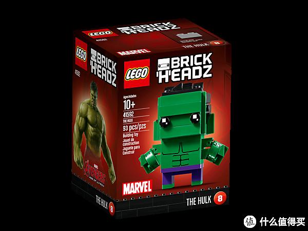 我所了解的乐高大头仔(BrickHeadz)及购买建议