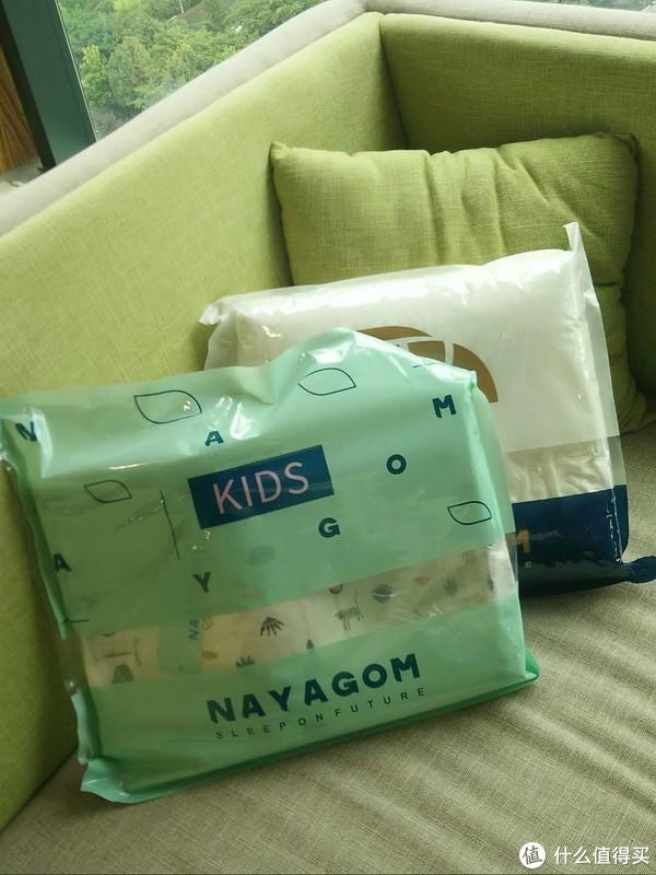 #原创新人# 篇一:楠伢宫乳胶枕头的正确打开方式