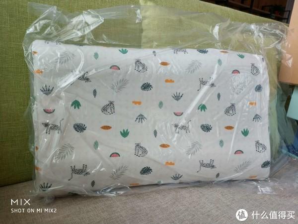 楠伢宫乳胶枕头的正确打开方式
