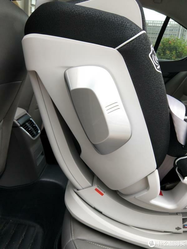 墙裂推荐一款超赞的黑科技安全座椅:宝贝第一 Genius 灵犀 安全座椅
