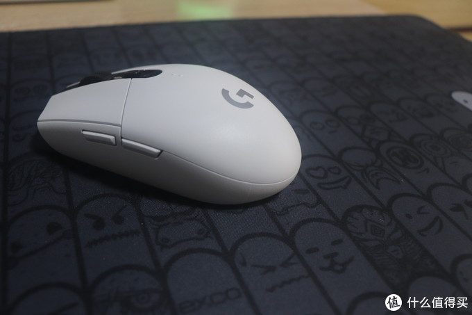 罗技G304无线鼠标开箱