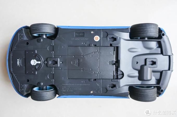 喜提【敞篷Bugatti威速】——星辉充电玩具遥控车开箱