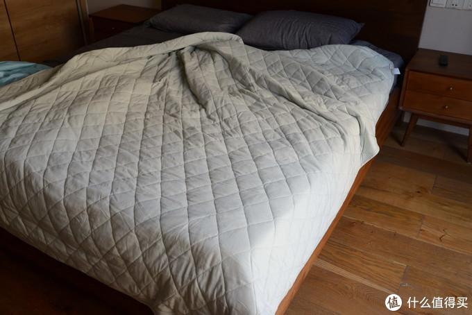 夏日清新--京造蚕丝空调被简评