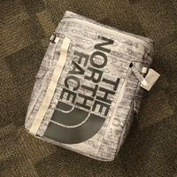北面 BC Fuse Box 双肩包外观展示(吊牌 拉链 口袋 水壶袋)