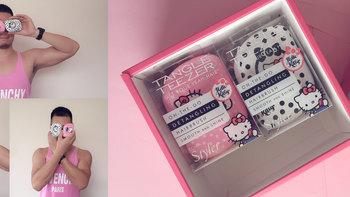 Hello Kitty!Hello Tangle Teezer!——一个老男人眼中的粉色美发梳