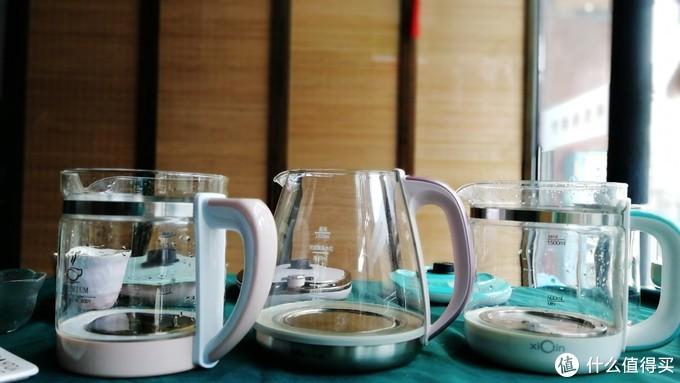 只为了更品质的生活,三把养生壶使用详细评测报告