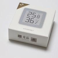 秒秒测 温湿度计外观展示(屏幕 传感器 按键)