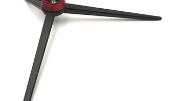 微星 MPG27CQ 电竞显示器开箱展示(底座|支架|接口|理线槽)