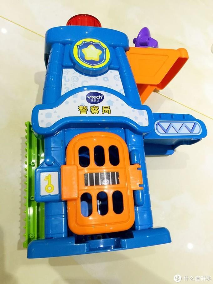 Vtech  伟易达 神奇轨道车警察局特别版 开箱