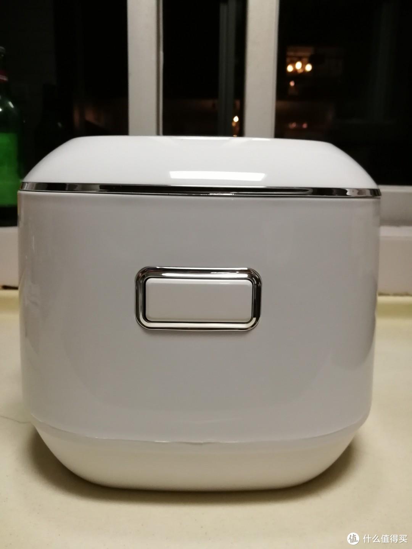SUPOR 苏泊尔 CFXB20FC8050-35 2L 火旋风球釜内胆 电饭煲 开箱