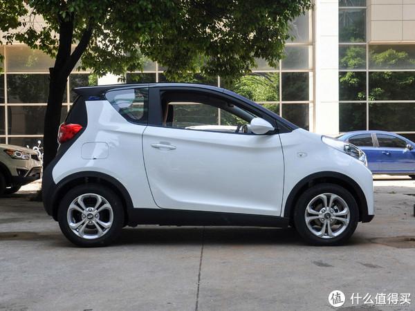 我买了辆你没听过的车—荣威 Ei5 电动车