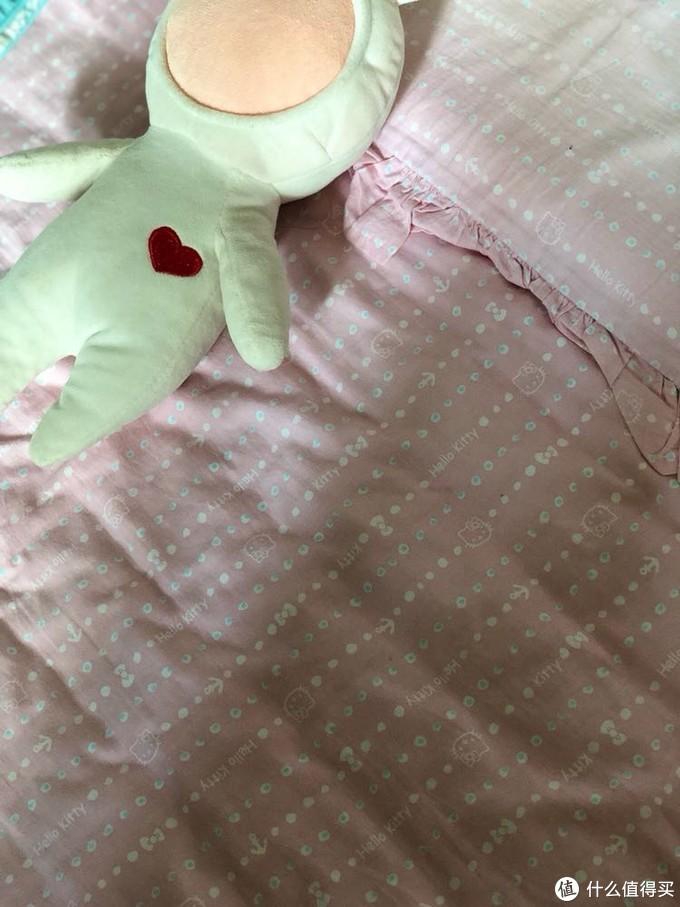 床单剩余布料做小衫