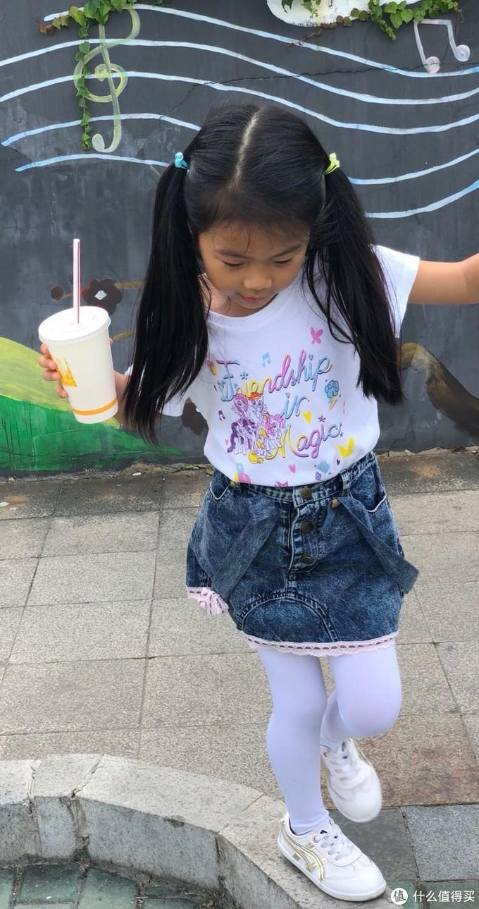 儿童T恤PICK哪一款?附萌娃一周穿搭SHOW!
