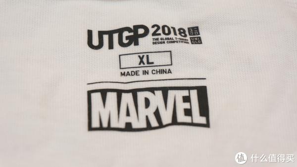 UNIQLO 优衣库 UTGP MARVEL漫威 联名T恤晒单!
