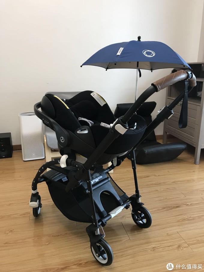 0至3岁婴儿推车的平衡之选—Bugaboo  Bee5和Cybex  cloud  Q