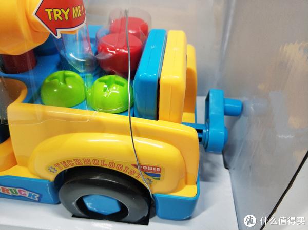 """这个""""声光电""""玩具不一般—汇乐工具卡车开箱简评"""