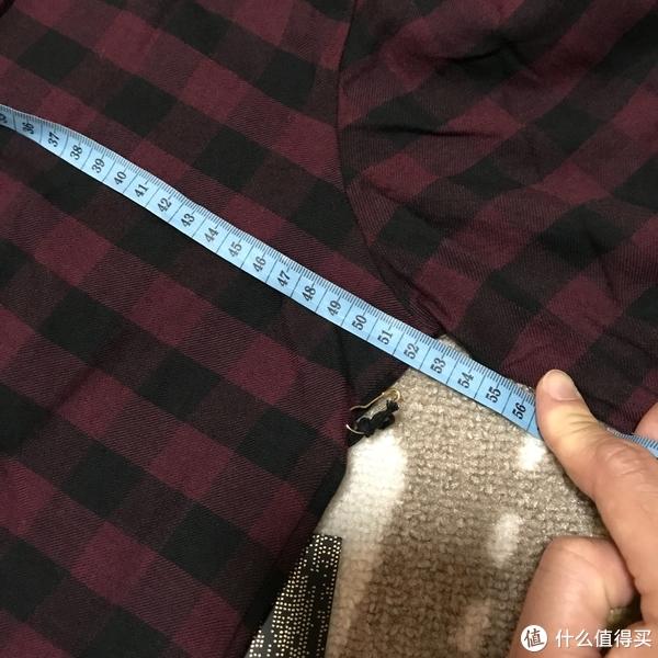 服饰快消品 篇七十:Forever 21 法兰绒 系带女衬衫开箱