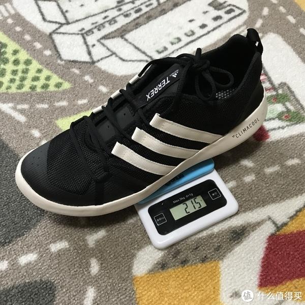 我的第N双鞋 篇三十七:Adidas TERREX CC BOAT 户外涉水鞋