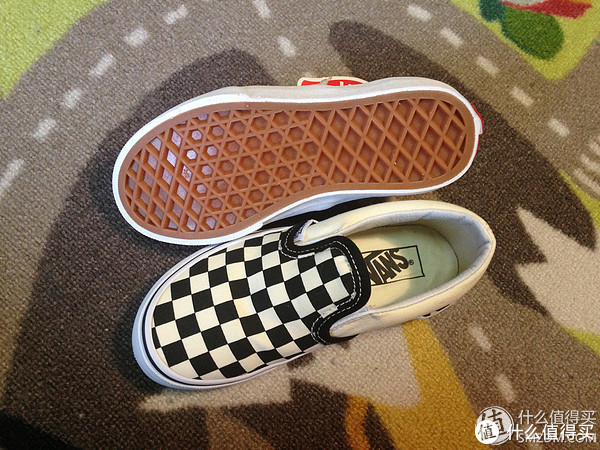 Vans  Old  Skool  Slip-On  一脚蹬童鞋开箱