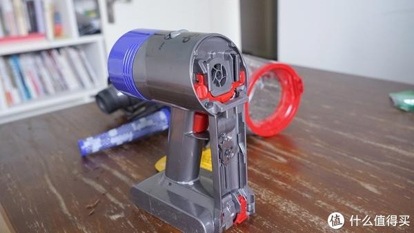 来自张大妈福利—Dyson 戴森 V7 EXTRA 吸尘器 开箱