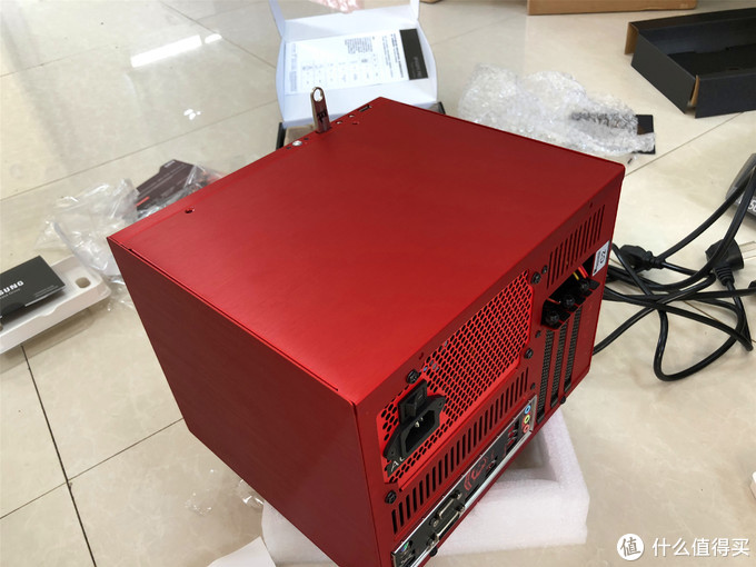 乔思伯C2电脑组装的雷区