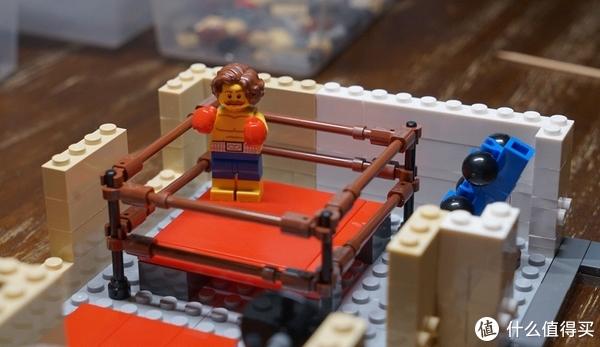 拳击台,感觉这个拳击台做的太棒了。