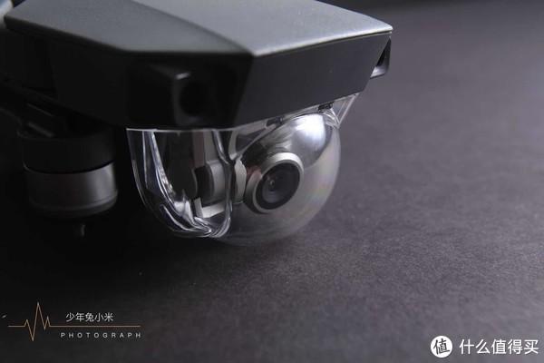 云台相机的透明保护罩,每次使用要取下