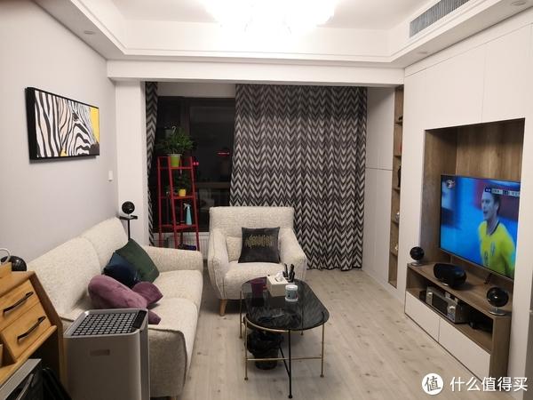 小户型更要腾出空间多做柜子!59平米二居室混搭风装修经验分享