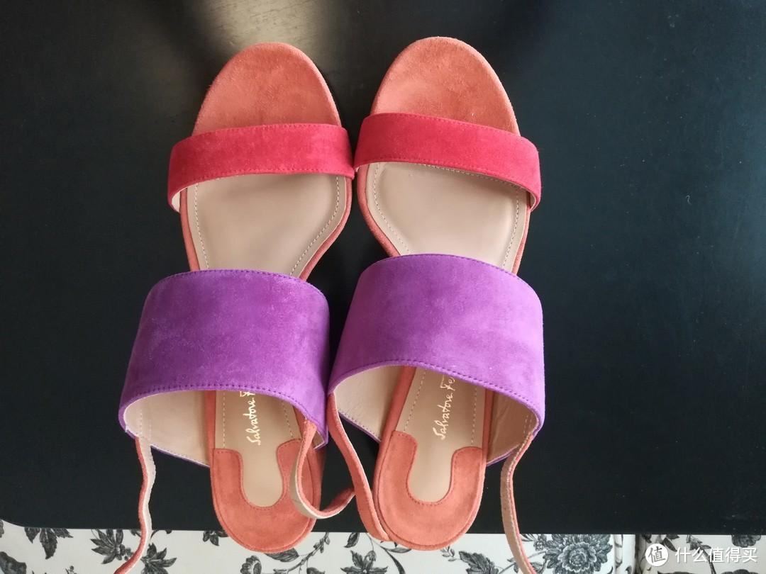 一大波LD的女士凉鞋来袭—菲拉格慕、RED VALENTINO、EP