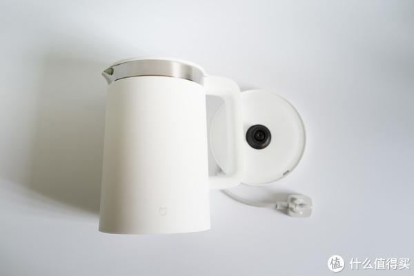 买了米家恒温电水壶,办公室里的保温壶就下岗了
