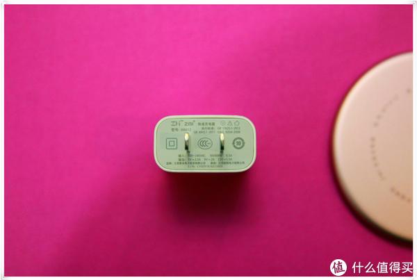 值得购入的高颜值产品,紫米无线充电器(套装版)
