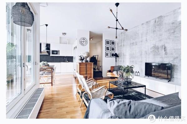 客厅装修的重头大戏,电视背景墙的家装小妙招
