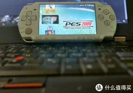 我的PSP及PES2009