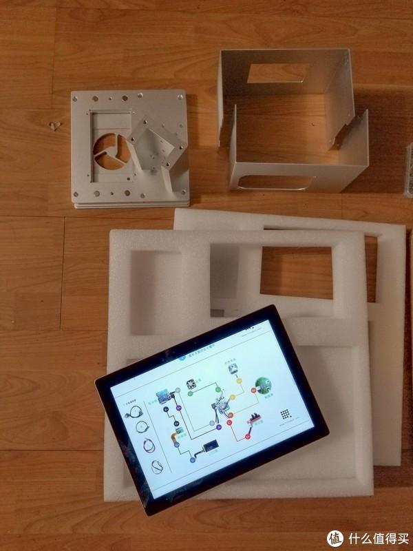 2K清晰!—mini Q LCD光敏树脂3D打印机 自组体验