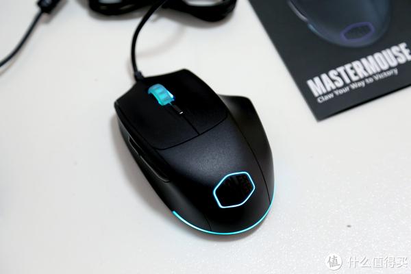 魔蛋经典再现,酷冷至尊MM520 RGB游戏鼠标