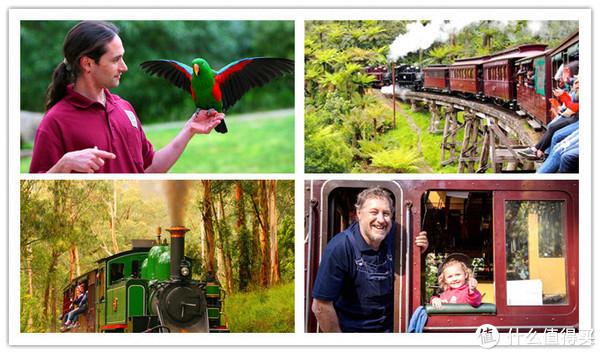 穿越童话的普芬比利小火车