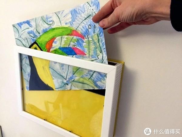 玩转宜家 篇十:只比别的妈妈多花10分钟,就能让你家孩子的涂鸦变成艺术品