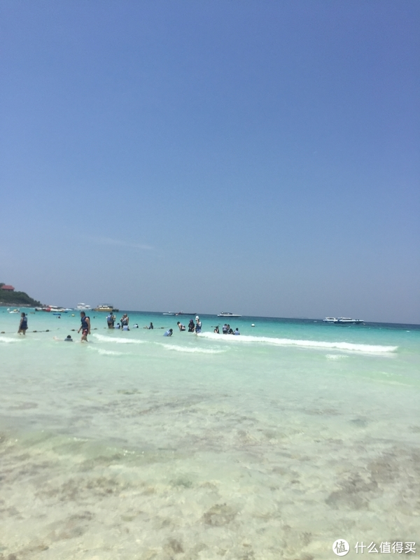 泰国旅游一定要去的格兰岛一日游—芭提雅!